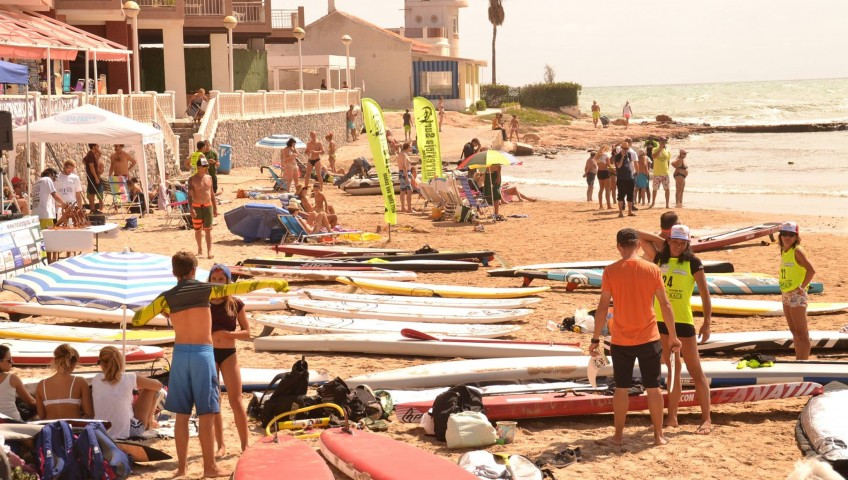 SUP RACE Torrevieja 2015